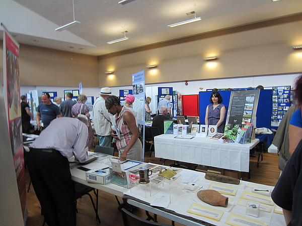 1st Nottinghamshire History & Archaeology Day