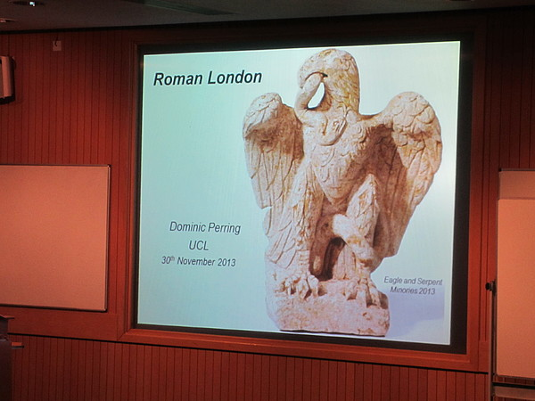 Dominic Perring - Roman London