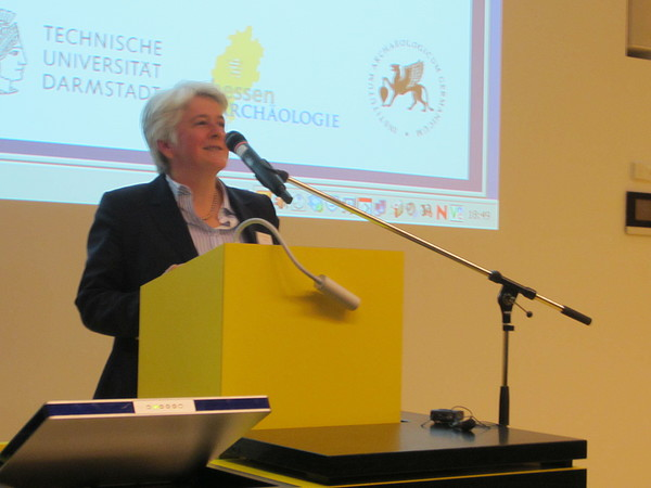 Friederike Fless (President, Deutsches Archaologisches Institut)
