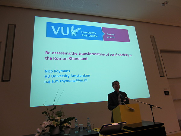 The Opening Lecture - Prof Dr Nico Roymans