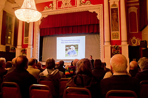 The Mick Aston Annual Lecture