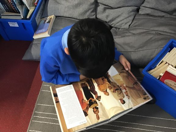 Roman Studies at Bowling Park Primary School
