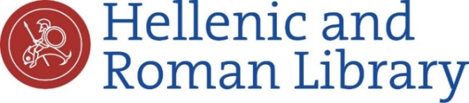 Hellenic and Roman Library logo