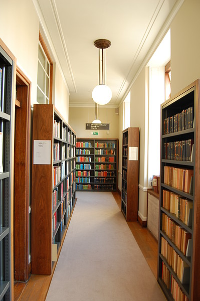 Joint Library of the Roman & Hellenic Societies (Claire Davenport)
